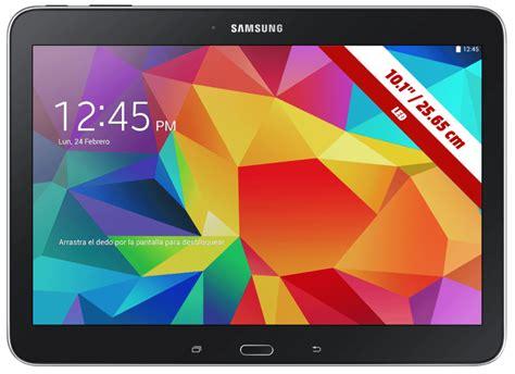 imagenes de tablet blancas tablet samsung galaxy tab 4 10 1 pulgadas negro