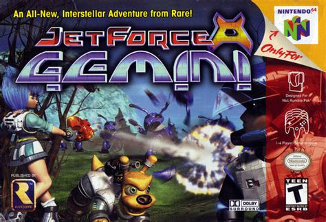 emuparadise jet force gemini jet force gemini nintendo 64 game