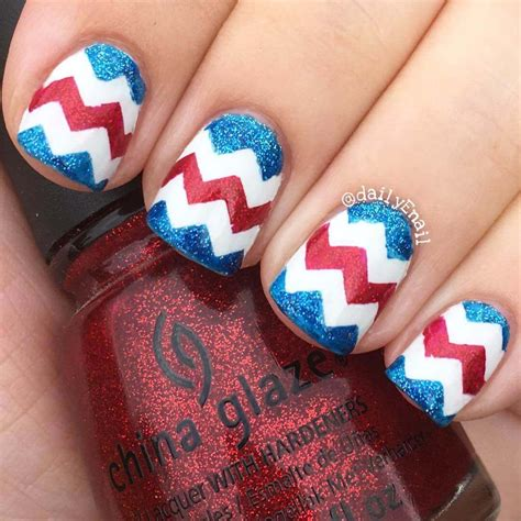 pedicure colors to the stars 60 best ideas about 4th of july nail art nail art