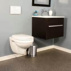 Vanity Tops Canada Aria Concealed Tank Wall Hung Dual Flush Toilet Foremost