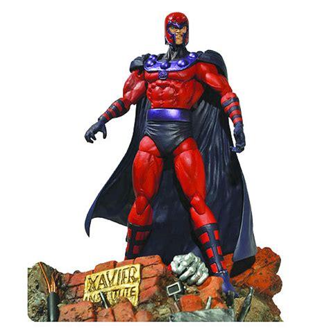 Figure X Xmen Magneto Marvel marvel select magneto figure select