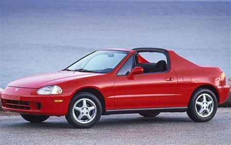 how it works cars 1996 honda del sol instrument cluster 1996 honda civic del sol information and photos zombiedrive