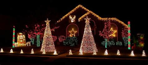 lighted christmas decorations outdoor home design