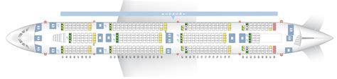 emirates airlines aircraft seating plans emirates a380 800 seating
