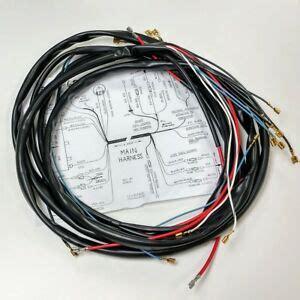 vw super bug   wiring works main wire