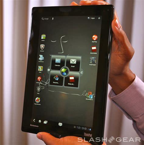 Lenovo Thinkpad K lenovo ideapad k1 and thinkpad tablet on slashgear