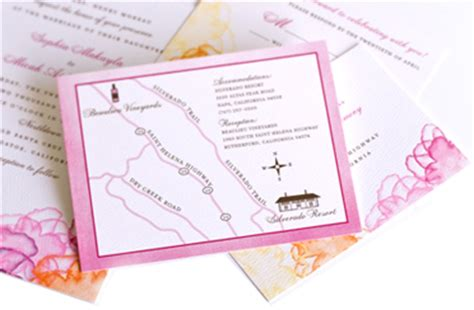 do i to include directions in wedding invitation what to include in a wedding invitation melanie parent events winnipeg wedding events planner