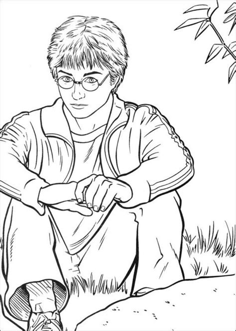 harry potter troll coloring page harry potter free printable coloring pages coloring home