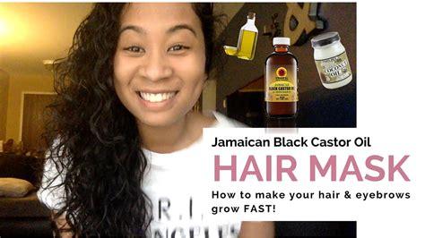 grow your hair faster 15 jamaican black castor oil hair how to grow your hair eyebrows fast with jamaican