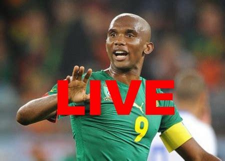 match cameroun croatie en direct tv video streaming + buts