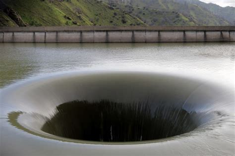 best glory hole best time for monticello dam morning glory spillway in