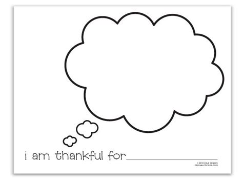 free coloring pages of thankful kids
