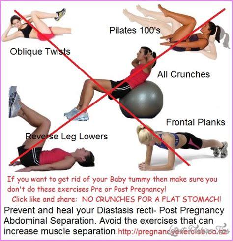 safe ab exercises  pregnant latestfashiontipscom