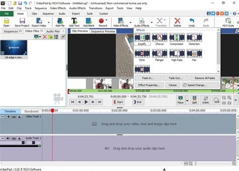 tutorial edit video di videopad download videopad video editor 5 11 gratis