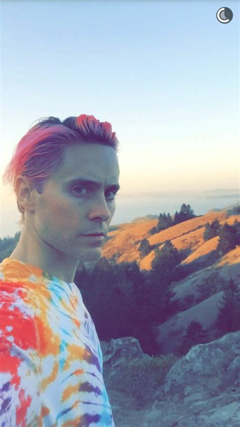 Diora Cardi check out jared leto s snapchat username and find other