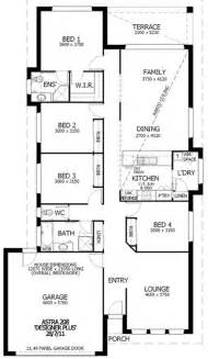 Narrow Block Floor Plans by Home Designs For Narrow Blocks Home And Landscaping Design