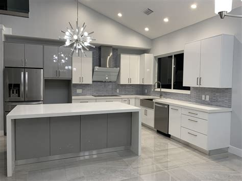 modern kitchen cabinets in miami international