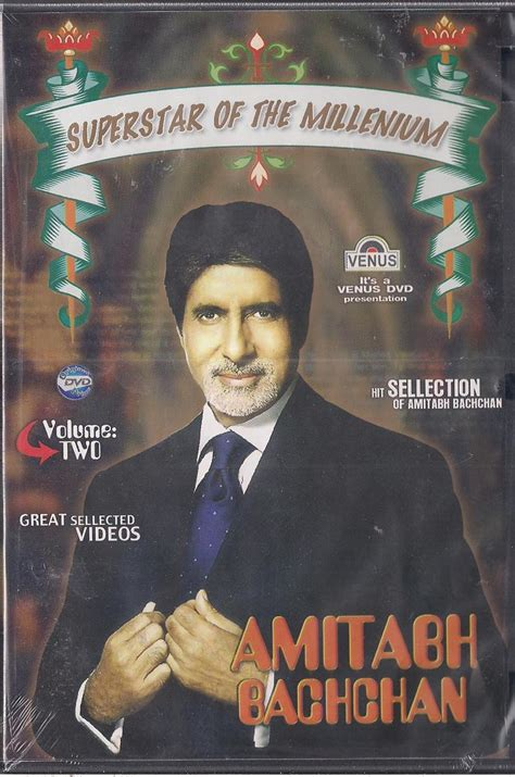 Amitabh Bachchan VOLUMES 1 & 2 On DVD Songs MUST HAVE ...
