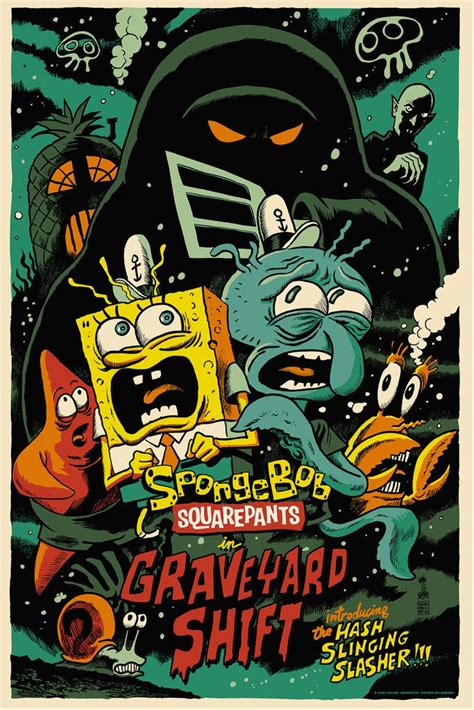 New Mondo Poster Features Hash Slinging Slasher From
