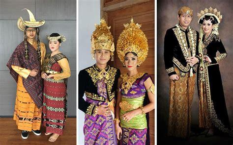 pakaian tradisional  unik  indonesia greatnesia