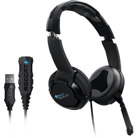 Headset Roc Roccat Gaming Headset Kulo 7 1 Roc 14 702 Headphones