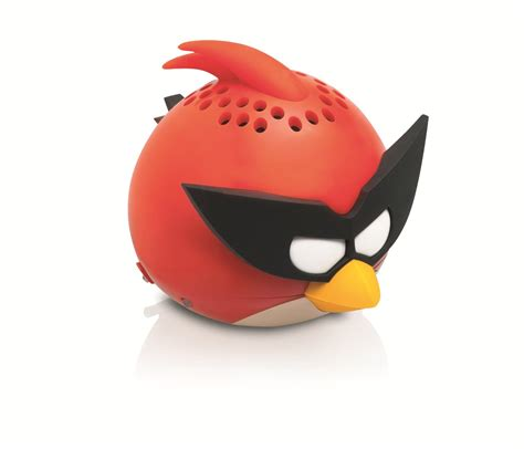 Speaker Mini Angry Bird by Gear 4 Space Angry Bird Mini Speaker Mwave Au
