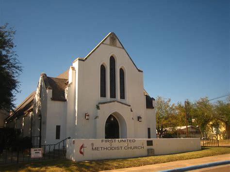 first united methodist church san angelo