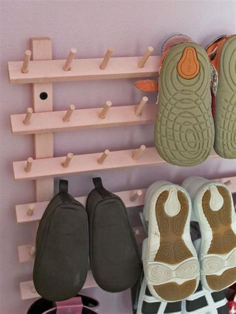 baby shoe storage ideas 33 ingenious ways to store your shoes coat racks