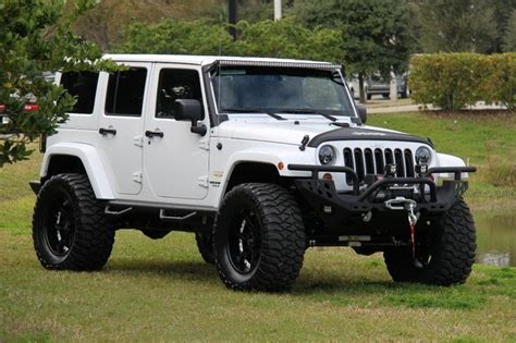 jeep rubicon white lifted all white wrangler 2 jeep pinterest all white