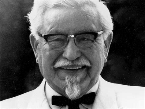 biography of kfc owner how kfc founder colonel sanders achieved success in his