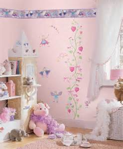 Fairy Princess Wall Stickers fairy princess complete room wall sticker package kids