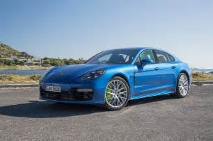 Porsche Panamera Hybrid Price 2018 Porsche Panamera 4 E Hybrid Drive Review