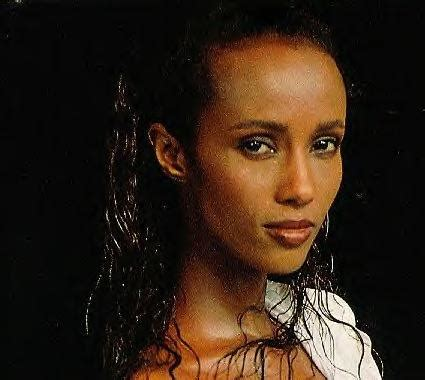 beauty icon: iman [style.com] | a.place.for.peace.