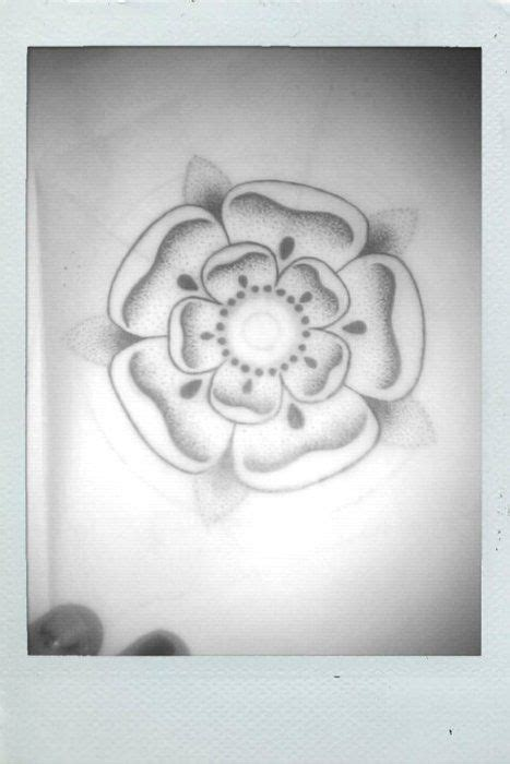 yorkshire rose tattoo white my next to be done in the