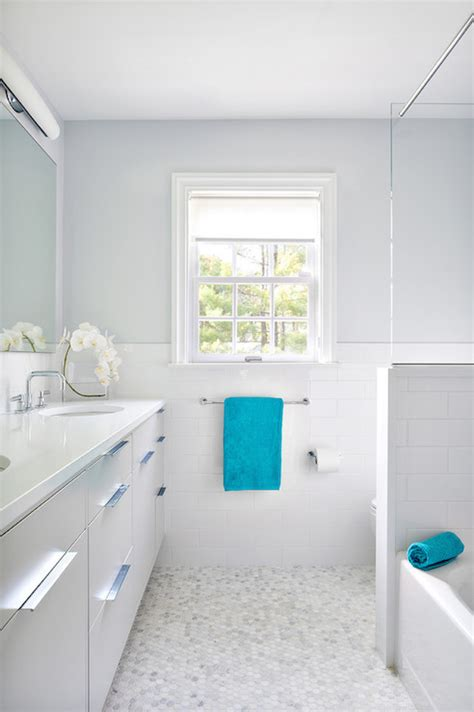 grey turquoise bathroom white and gray bathroom with turquoise accents