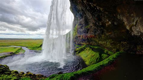 wallpaper iceland 5k 4k wallpaper osx forest apple wallpaper seljalandsfoss 5k 4k wallpaper iceland
