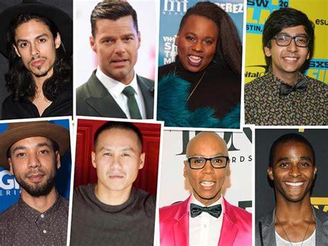21 out actors of color should cast as leading