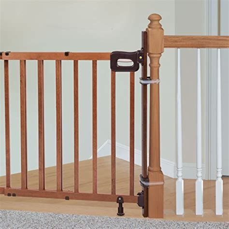 baby gate banister mount summer infant banister to banister universal gate mounting