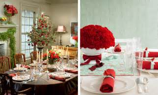 Table Centerpieces Ideas by 25 Christmas Table Decorating Ideas Digsdigs