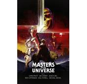 Masters Of The Universe Movie Poster Fake By