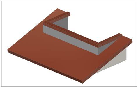 tetto a terrazza costruzione di una terrazza sfruttando parte di un sottotetto