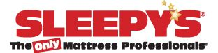 Sleepy S The Mattress Professionals by The Mattress Professionals Sleepy S