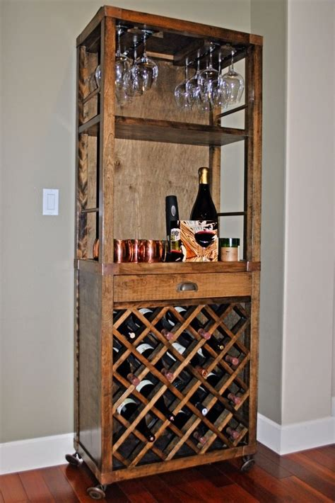 custom made bar cabinets custom wine bar cabinet by noble brothers custom furniture