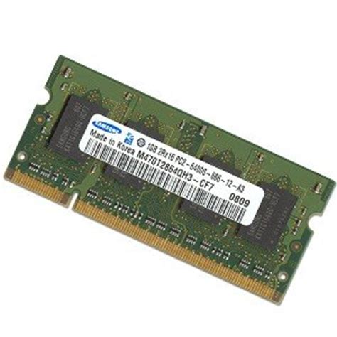 Baru Samsung Ram 1gb samsung 1gb ddr2 ram pc2 6400 200 pin laptop sodimm at