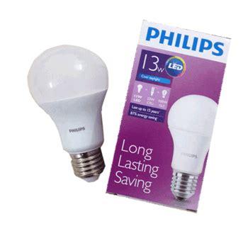 Philips Ledbulb 13 100w E27 6500k 230v A60 4pce Pack b 243 ng đ 232 n ledbulb 13w philips