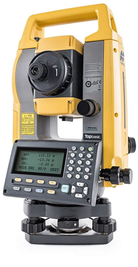 Jual Total Station Topcon Gm 100 Series marga setia survey
