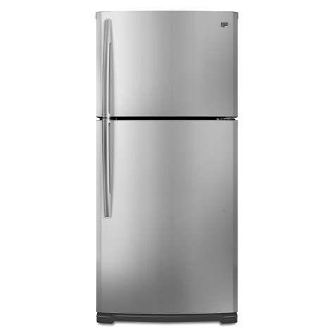 Best Door Fridge Freezer by Maytag M9bxxgmym 18 9 Cu Ft Top Freezer Refrigerator