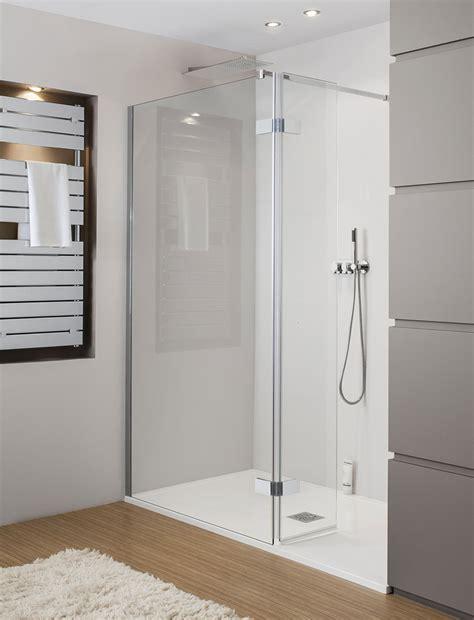 Elite Walk In Easy Access Shower Enclosure In Frameless Shower Door Uk