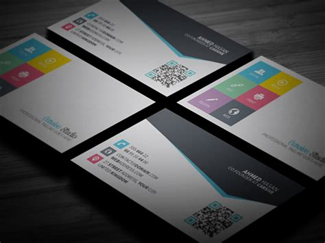 https www behance net gallery 23501915 creative business card template freebie creative business card template 2 on behance
