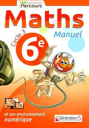 libro deltamaths 6e libro maths 6e manuel iparcours al mejor precio 9782362461491